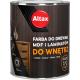 ALTAX EMALIA DO MDF/LAMINATU CZARNA 0,75L