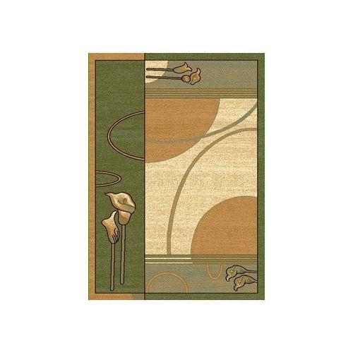 Dywan Prostokątny Lea 4599 Green 2,8 x 3,8