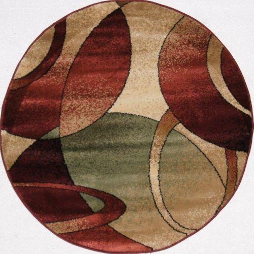 Dywan Okrągły Rosa 4723 Red / Ivory 1,2 x 1,2