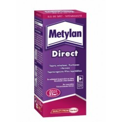Klej do tapet flizelinowych METYLAN DIRECT 200 g