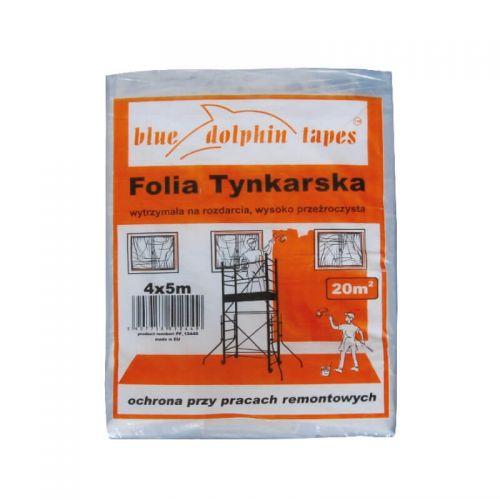 DELFIN- FOLIA TYNKARSKA 4X5