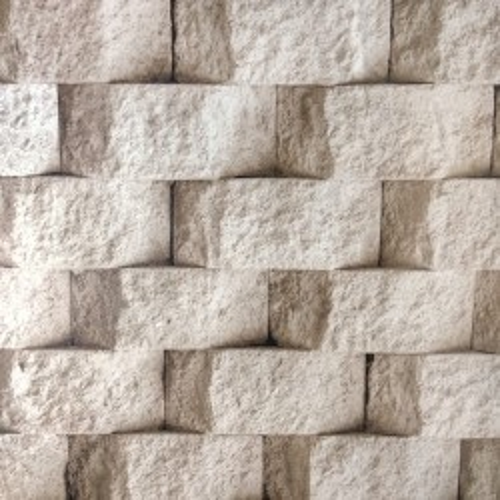 Tapeta SN0501 Kamienny Mur Cegły 3D