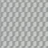 Tapeta Ścienna 745238 Szare Kostki Bryły Efekt 3D
