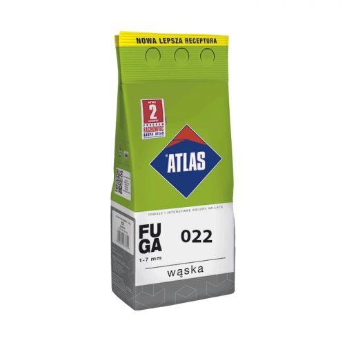 ATLAS FUGA WĄSKA 022 ORZECH 2 KG